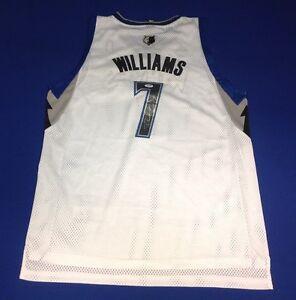 Derrick Williams signed Minnesota Timberwolves Adidas Jersey PSA/DNA #AA54362