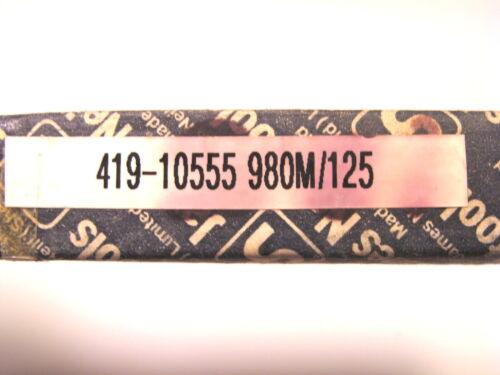 NOS Moore /& Wright UK 125mm MICROMETER CALIBRATION STANDARD ROD #980M//125