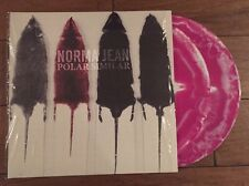 Norma Jean Polar Similar Purple/White Smash Color Vinyl Underoath Chariot
