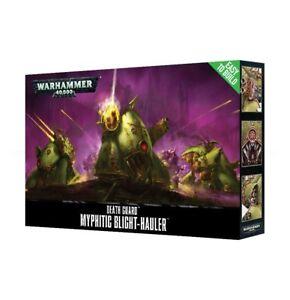 Warhammer-40k-Chaos-Death-Guard-Easy-to-Build-Myphitic-Blight-Hauler-NIB