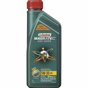 Castrol MAGNATEC Fuel Saver DX 5W-30 Engine Oil 1L 3420316 fits Kia Grand Car...