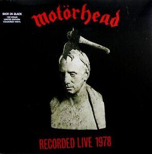 MOTORHEAD-What-039-s-Words-Worth-2014-UK-RSD-180g-red-vinyl-LP-SEALED-NEW