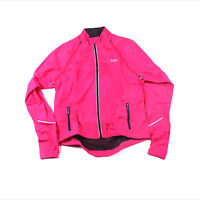 Bellwether Women's Convertible Cycling Jacket Berry Medium