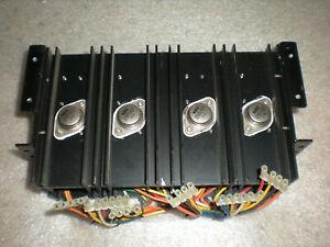 Original Kenwood NEC 2SD287 Transistor Part For KR-8840 Receiver UNTESTED PARTS