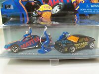 Hot Wheels - Action Pack - Mattel Racing - T-bird / Buick Stock Cars / Pit Crew