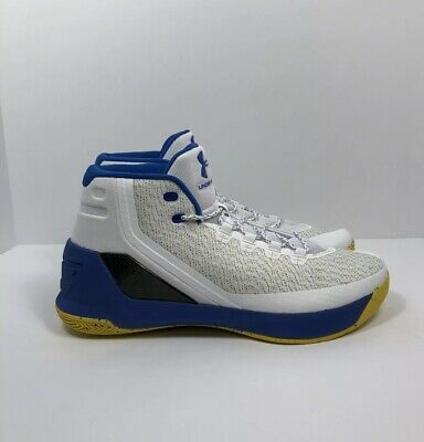 """Under Armour Curry 3 """"Dub Nation Home"""