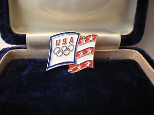USA-Olympics-Collectible-Lapel-Pin