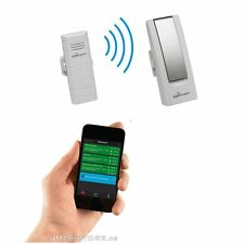Mobile Alerts Temperatur Überwachung Internet iOS Android  MA 10001 Thermometer