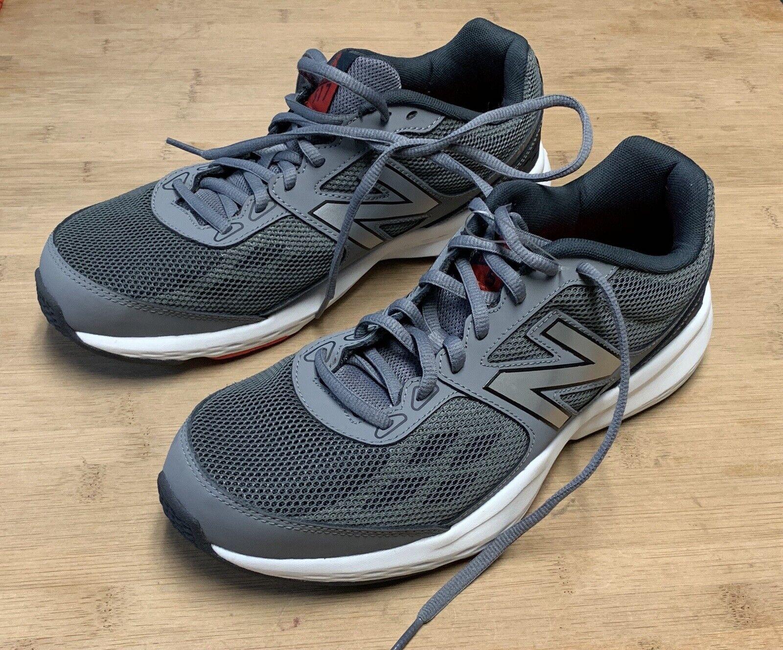 Para hombres 8 Extra Ancho 4E New Balance 517 gris Nuevos Zapatos de entrenamiento atlético