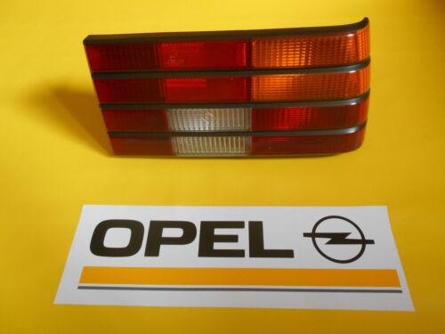 NEU ORIGINAL Opel Ascona C Rücklicht Heckleuchte rechts Stufenheck Schrägheck