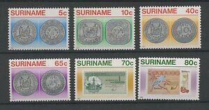 (W0703) SURINAM, NVPH 348/53, SET, MNH/UM, SEE SCAN