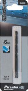 1 Punta doppia azione B/&D Piranha hss-cnc X51038 per metallo 4 mm punte trapano