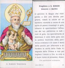 SANTINO DI SAN BIAGIO VESCOVO  N-1033