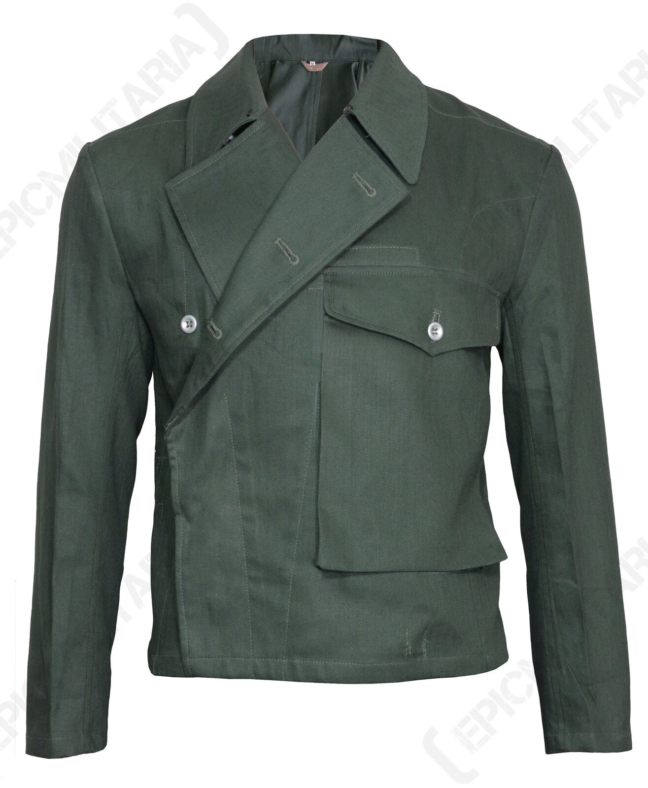 German Army HBT HBT Army PANZER WRAP in Reed verde - All Sizes - WW2 Repro Heer Uniform ef0a3e