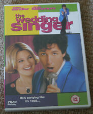 The Wedding Singer DVD cert 12