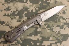 KAI Zero Tolerance ZT 0808 Todd Rexford S35VN & Titanium Folding Knife PRIORITY!