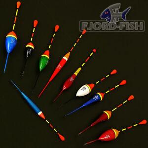 10-Stueck-BEHR-Allround-Posen-Set-Laufpose-Schwimmer-Float-0-6-4-5g-Pose-TOP