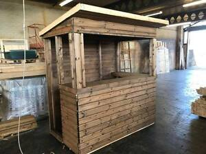 Image Is Loading Wooden Outdoor Bar Drinking Area Cheapest Around
