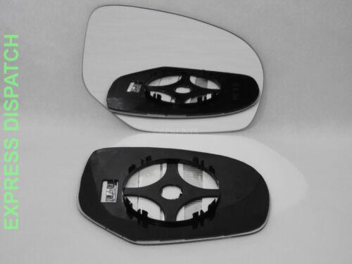 Right Side Wing Mirror Glass For SUZUKI SWIFT Heated Convex 2010-2018 #SU014