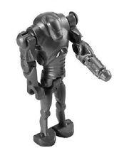 mini figurine minifig lego star wars super droide de combat bras blaster 8018
