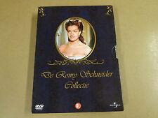 4-DISC DVD BOX / DE ROMY SCHNEIDER COLLECTIE
