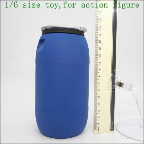 1//6 Scale HOT zcwo mh15 Plastic Barrel TOYS