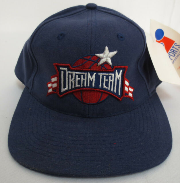 Frequently bought together. NIKE OLYMPIC DREAM TEAM USA VINTAGE CAP RETRO  NBA ... 9f524baea75