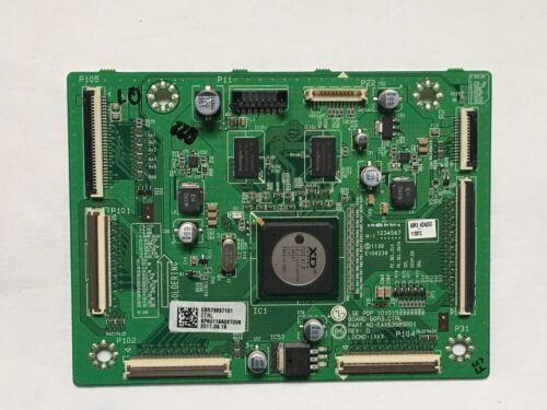 LG 60PZ950 60PZ550 60PZ750 60PV400 CTRL BOARD EBR73837101 EAX63989001