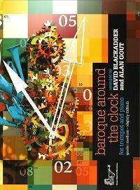 Baroque Autour De L'horloge Trompette & Piano-afficher Le Titre D'origine BéNéFique Au Sperme