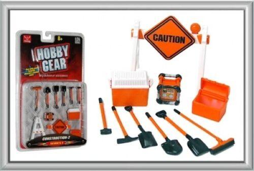 Werkstatt-Zubehör 1:24 Phoenix Hobby Gear 16060 Construction 2