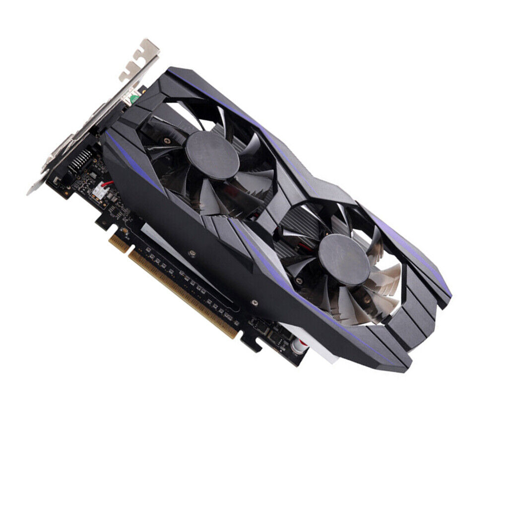 Desktop Graphics Card GTX1050TI 4G HDMI VGA DVI PCI-E DDR5128bit Video Card
