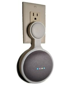 MyMini-Plug-in-Outlet-Wall-Mount-Accessory-for-Google-Home-Mini-Made-In-USA