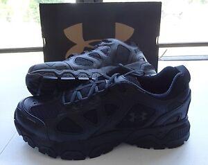 obtener nueva el precio más bajo reunirse Under Armour Hombre Mirage 3.0 Zapato Táctico/Senderismo Negro ...