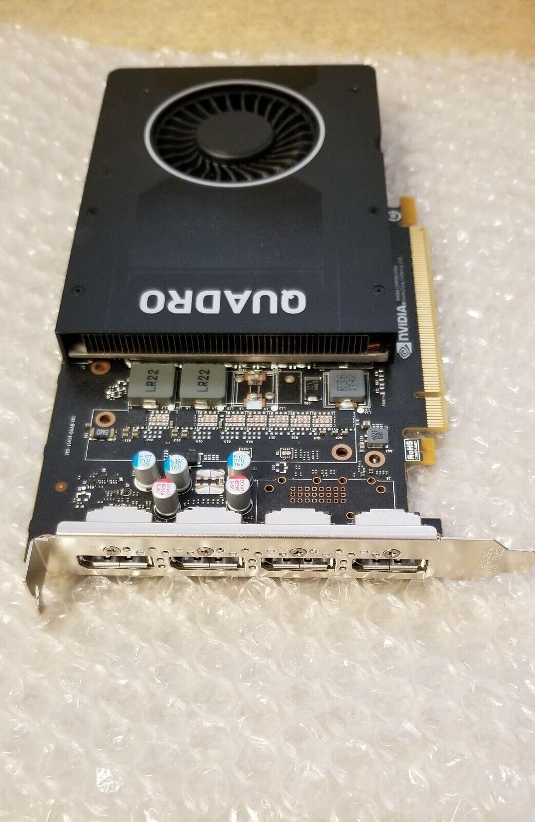 PNY Nvidia Quadro P2000 5GB GDDR5 Video Graphics Card TESTED