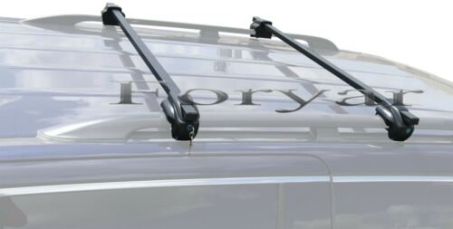 BRIGHTLINES STEEL LOCKING CROSS BARS CROSSBAR ROOF RACK FORD EXPLORER SPORT TRAC