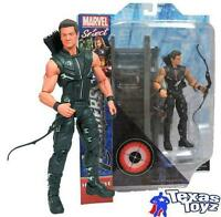 Marvel Select Avengers Movie Hawkeye 7 Action Figure Dst Toys on Sale