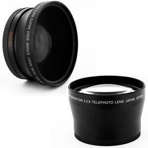 67mm-WIDE-ANGLE-2X-TELE-LENS-for-Nikon-Nikkor-16-85mm-18-70mm-18-105mm-70-300mm