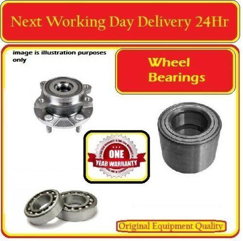 Toyota Aygo 2014-/> Rear Wheel Hub Bearing Pair