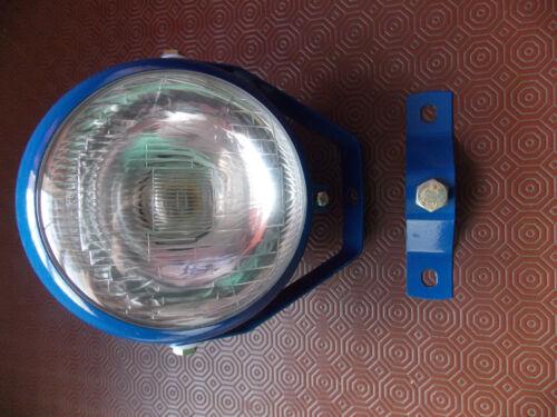 BLUE PLOUGH LAMP