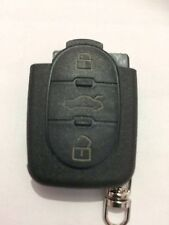 3 BUTTON CANBUS FLIP REMOTE KEY CASE/SHELL AUDI A2/A3/A4/A6/A8/TT AUD02