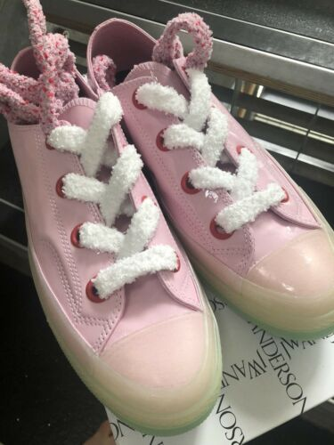 CONVERSE X JW ANDERSON CHUCK 70 TOY CAPSULE - PINK MIST UK 9.5 SOLD OUT