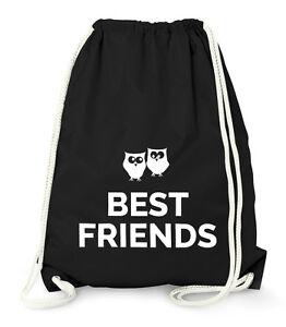 Turnbeutel-Beste-Freunde-Best-Friends-Geschenk-Gym-Bag-Moonworks