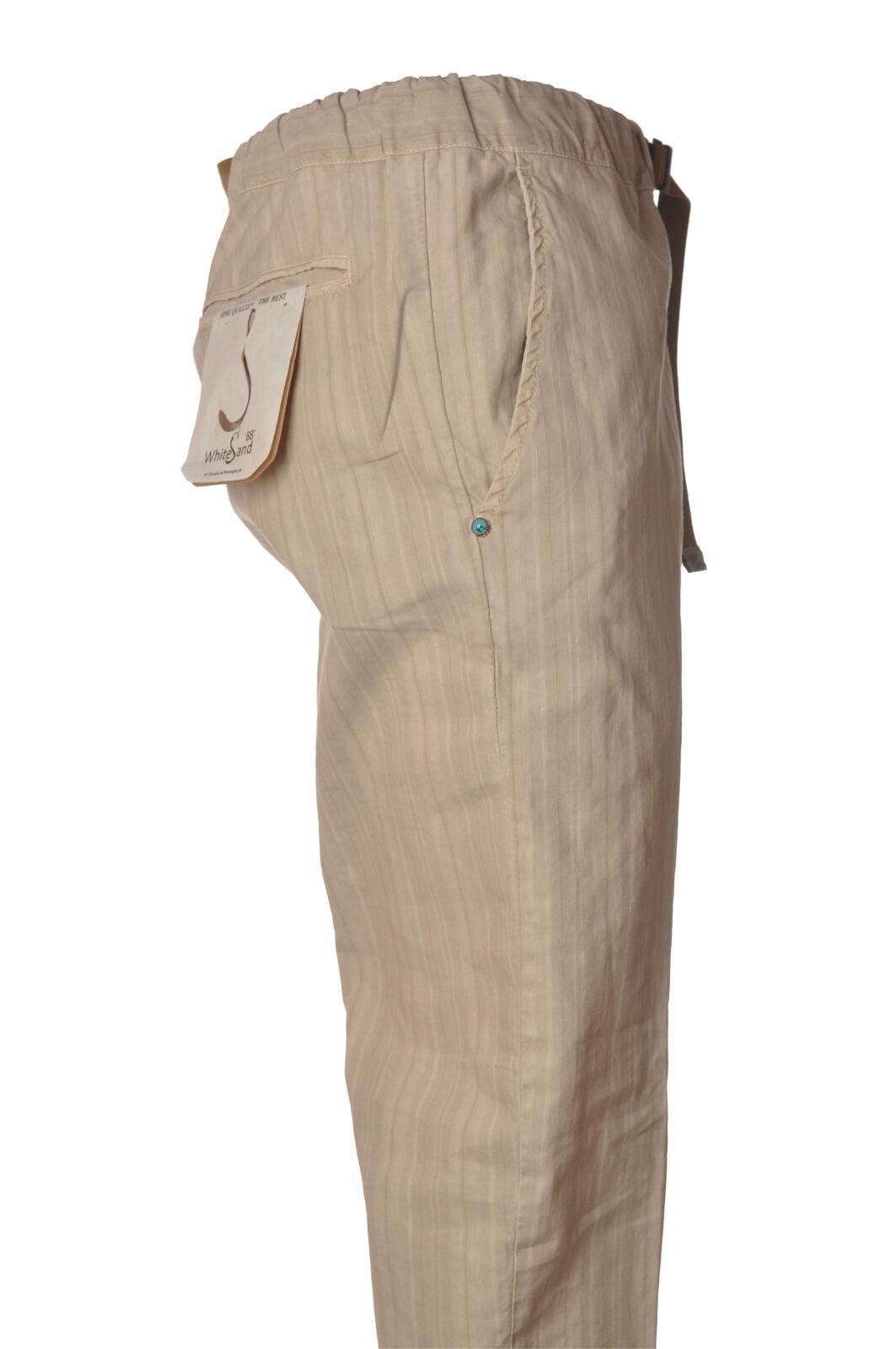 bianca sand - Pantaloni-Pantaloni - Uomo - Beige - - - 6043915C191254 6de4fb