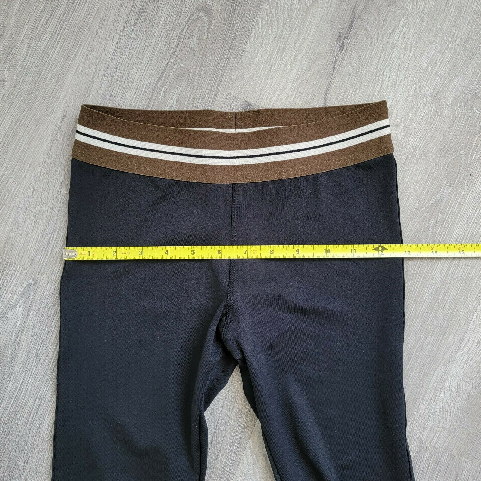 Olympia Activewear AJAX Full Lenght Black Jet Leg… - image 8