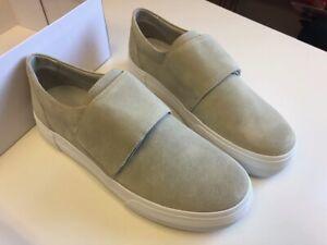 BRAND-NEW-Vince-Men-039-s-Suede-Cage-Platform-Sneakers-Size-9-Cloud