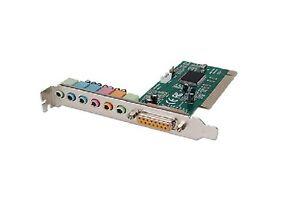 DRIVERS: C-MEDIA CMI8768 8-CHANNEL PCI SOUND CARD