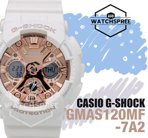 Details about Casio G-Shock S Series new GMA-120 Watch GMAS120MF-7A2  GMA-S120MF-7A2