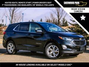 2018 Chevrolet Equinox 2LT 2.0T AWD