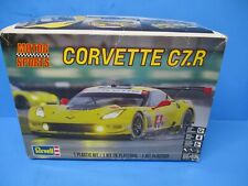 Revell C7 R Race Car To Use As A Project Or For Parts
