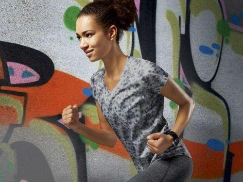 Crivit Damen Funktionsshirt Fitness Shirt Laufshirt Sportshirt Fitnessshirt